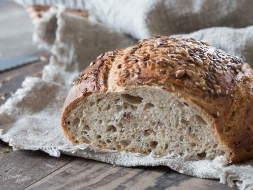 Pain au graines maison recette