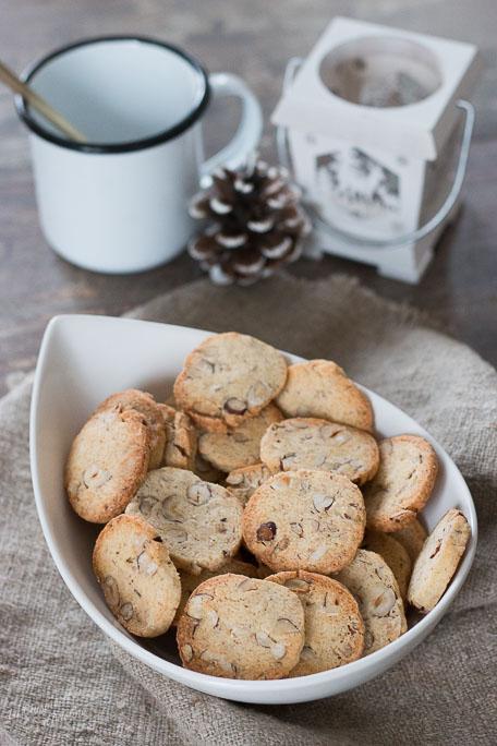 Biscuits aux noisettes recette de bredele facile