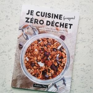 Livre de recettes de cuisine zéro déchet avec astuces et conseils format Ebook