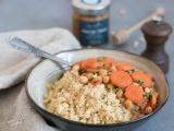 Tajine de carottes recette hiver