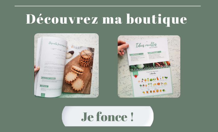 Pop up boutique en ligne Adeline Cuisine