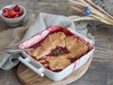 Cobbler aux fraises recette facile